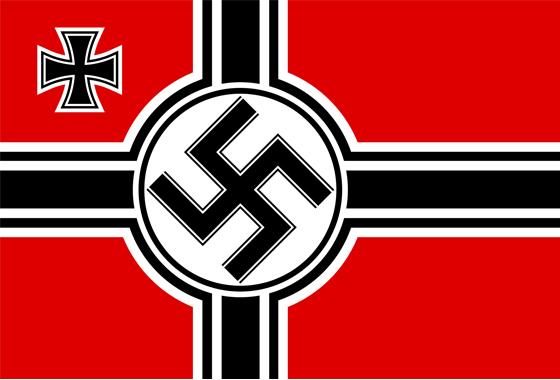 Bandiera di guerra tedesca della kriegsmarine softairgun for Bandiera di guerra italiana