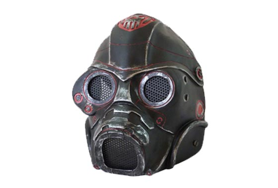 A.S.I. ALIEN MONSTER MASK