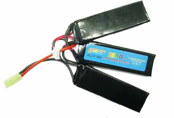 BATTERIA LIPO 1800mAH 11.1V 30C E-POWER GOLDEN BOW (11 1X1800 30