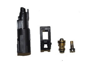 SET RICAMBI PER PISTOLA G17 A GAS WE(Cod.W-SETXG17)