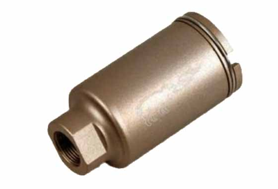 SPEGNI FIAMMA PER M4 VERSIONE MINI TAN ELEMENT (EL-EX156T)