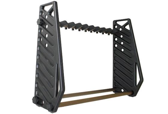 beta project gun rack rastrelliera per asg negozi on On rastrelliera fucili softair