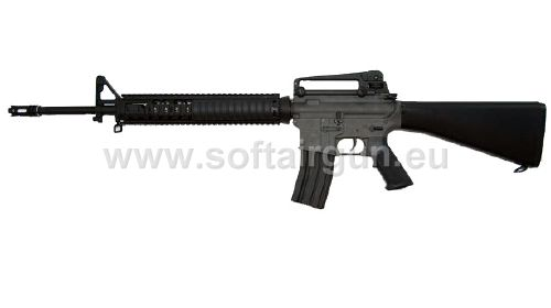 z DBOYS BI 5581 M16A4 FULL METAL