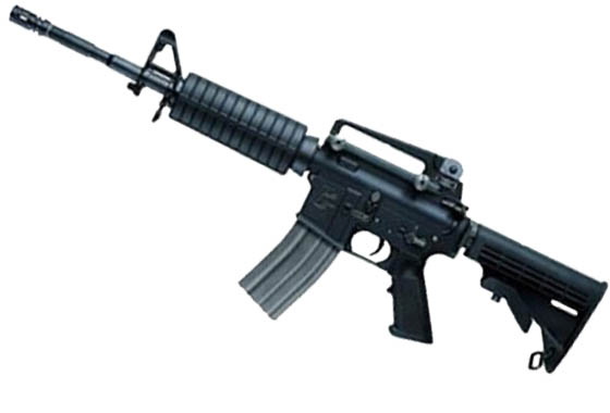 M4 A1 FULL METAL BLACK PRO LINE G&G