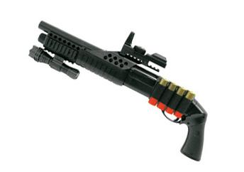 Fucile Pompa M180 Shorty Gold Arrows