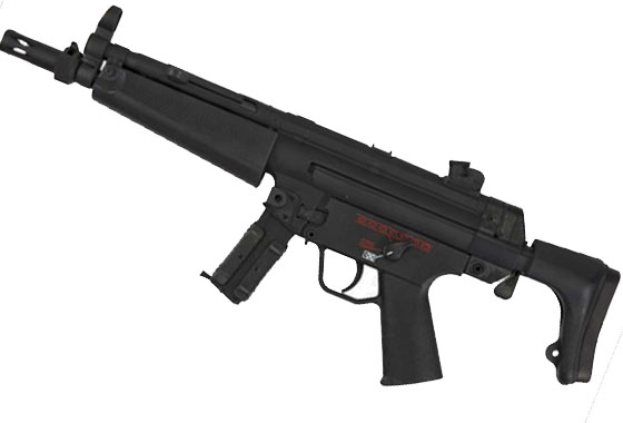 MP5 A5 METAL GEAR FUCILE ELETTRICO SOFTAIR