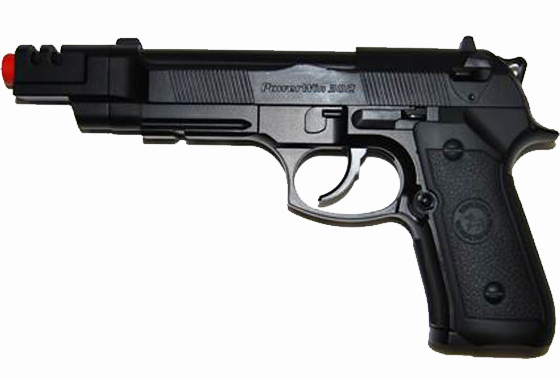 Pistola Co2 B92SF LONG GAS HEAVY WG