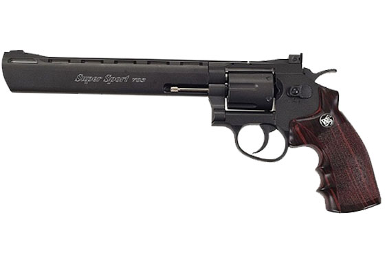 "REVOLVER 703 DA 8"" GAS CO2 FULL METAL (WG)"