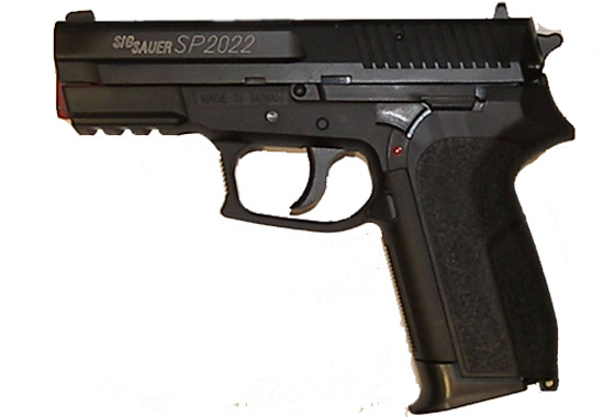PISTOLA SIG SAUER SP2022 CO2 METAL