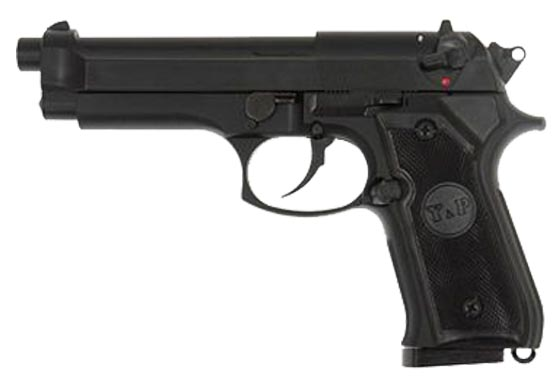 PISTOLA A GAS B92F HEAVY MODEL Y&P (GGH9801B)