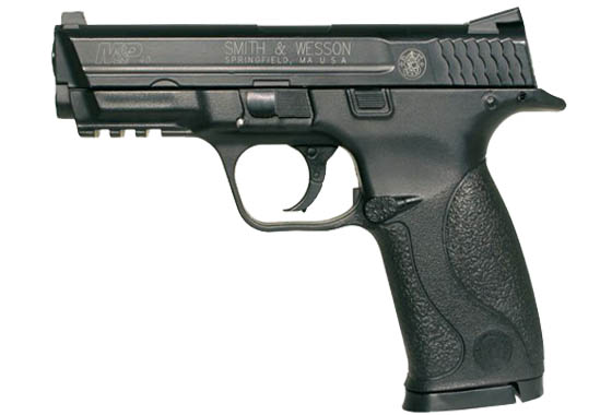 Smith & Wesson M&P (CO2) Carrello Fisso Metallo