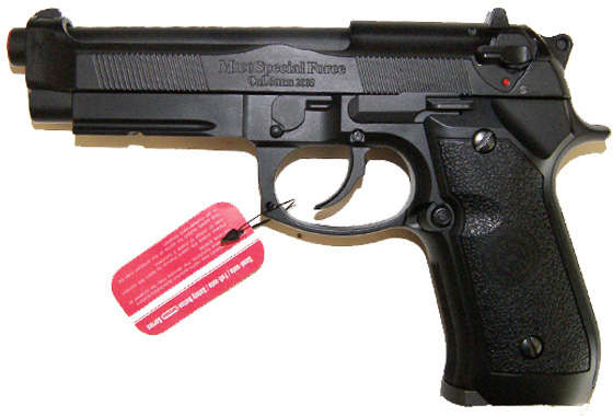Pistola 190 Special ForcesEB