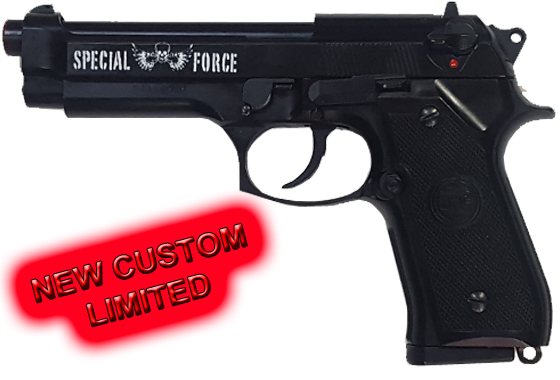 Beretta M92FS 92/98 Special Force Limited Edition