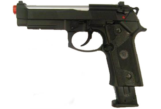 KJ WORKS PISTOLA M92 ELITE GAS