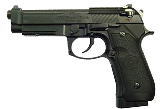 Pistola Beretta 190 Special Forces