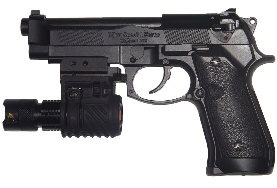 Pistola 190 Special Forces LT CUSTOM HG190