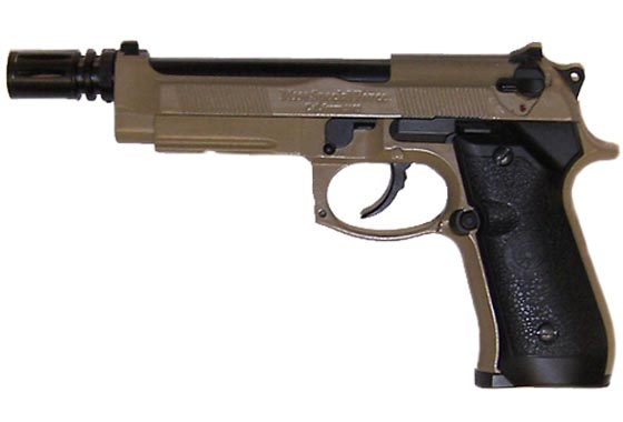 Pistola 190 Special Forces Custom Tan