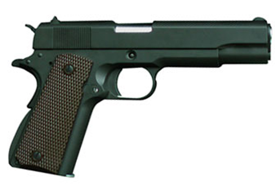 WE Full Metal COLT M1911 FULL METAL GAS