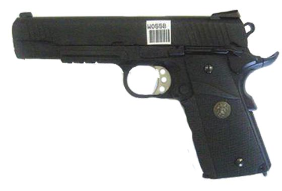 1911 MEU FULL METAL WE (W055B)
