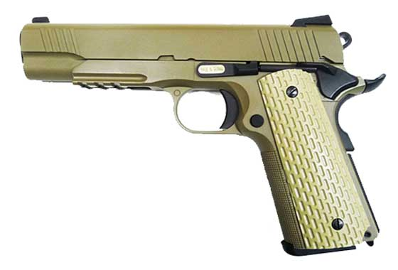 WE 1911 Tactical 5.0 KIMBER TAN