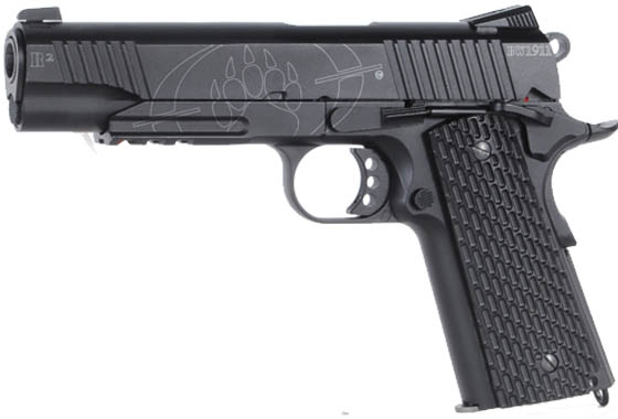 Pistola Blackwater BW1911 R2 Co2