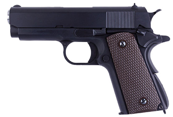 Colt Mini 1911 Officer Police WE full metal  WE-E003A