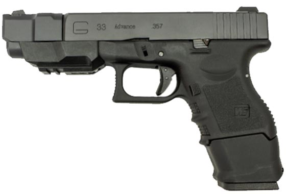 G33 Advance Pistol Glock WE