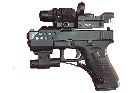 Glock HFC G17 Competition Dynamic -custom-