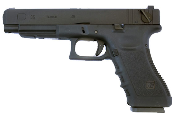 G35 tactical Glock Gas WE PROMO