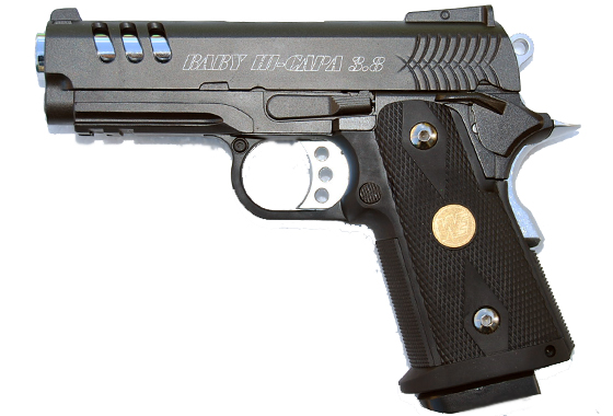 HI-CAPA 3.8 FULL METAL WE
