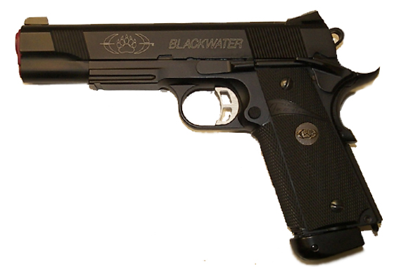Blackwater BW1911 CO2 Blow back