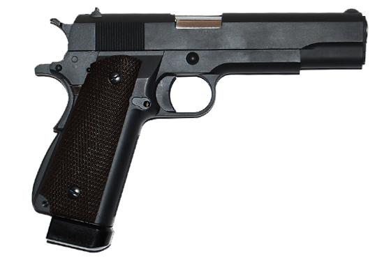 COLT M1911A1 GAS C02 SCARRELLANTE FULL METAL (WE)
