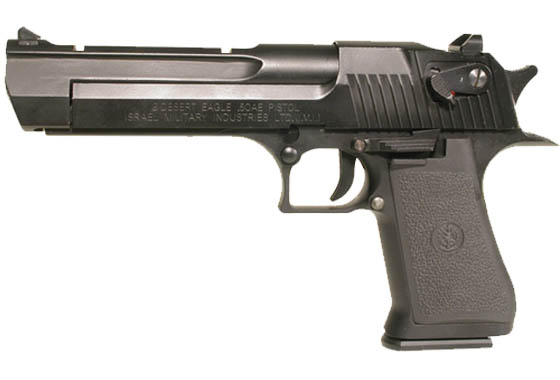 Desert Eagle CO2 Blow back Full Auto CO2 Metal