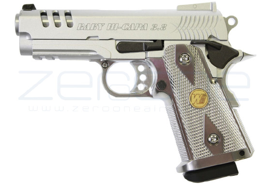z HI-CAPA 3.8 FULL METAL-CHROME - WE