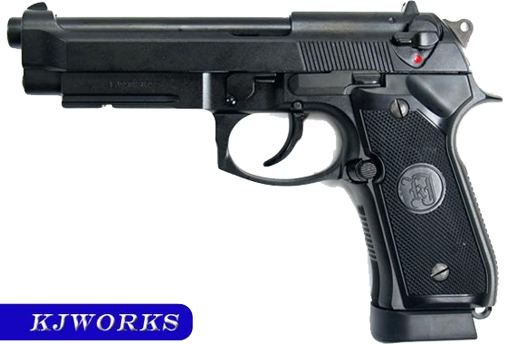 z Pistola Beretta  M9A1 Full Metal Co2 scarrellante