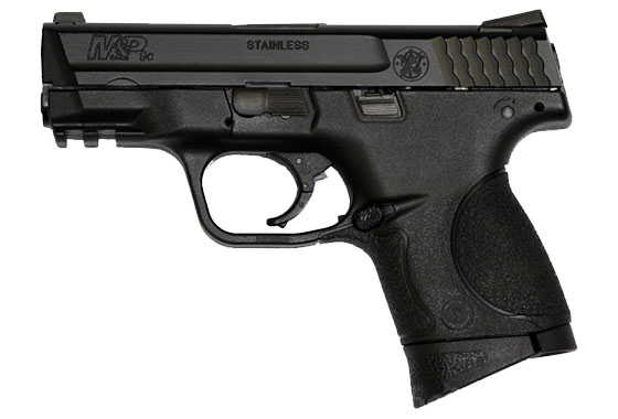Smith & Wesson M&P 9c (Gas)
