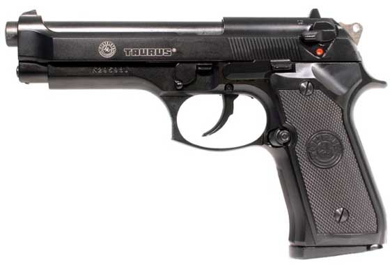 Taurus PT92 KJW Gas Blow back Metal