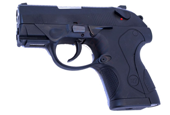 We pistola a gas px4 compact bulldog full metal