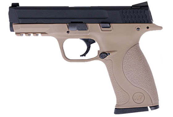 Pistola WE Big Bird FDE WE-BB-001