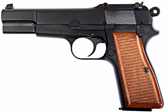 Pistola Browning Hi-Power WE-B001 PROMO