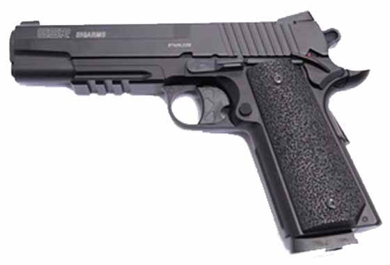 Sig GSR 1911 CO2 Metal Slide