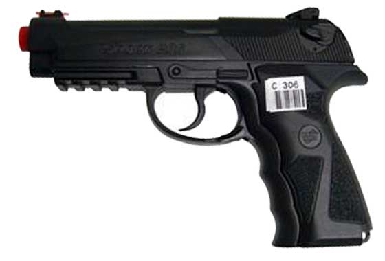 B92 SPORT METAL GAS CO2 WIN GUN (C 300B)