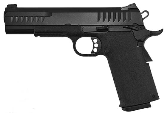 C45 HI CAPA KP-08 GREEN CO2 SCARRELLANTE FULL METAL