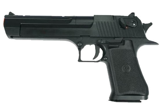 DESERT EAGLE GAS C02 SCARRELLANTE METAL