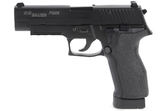 PISTOLA SOFTAIR Sig Sauer P226 E2 Co2 FULL METAL BLOW BACK CYBER