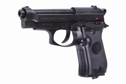 Umarex Beretta Licensed MOD. 84FS Airsoft M84 CO2 Blowback Pisto