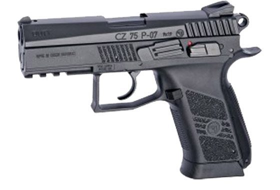 Pistola CZ 75 P-07 DUTY Co2