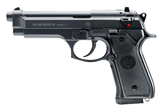BERETTA M9 GAS CO2 HEAVY MODEL Umarex loghi Beretta