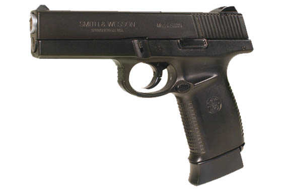Smith & Wesson 40f Co2 Metal