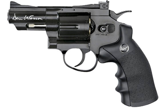 "z_Dan Wesson 2.5""revolver CO2 Full Metal"